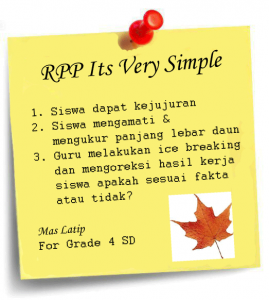RPP-Its-Very-Simple