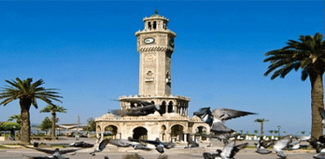 Jam-Izmir-Clock-Tower