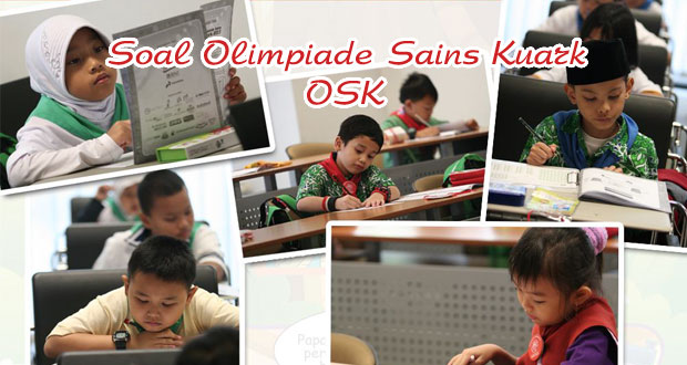 soal olimpiade sains kuark level 3