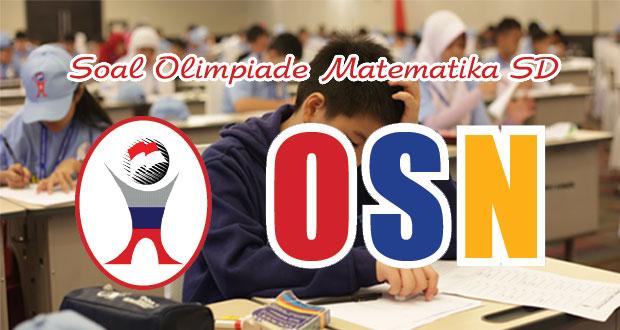 Soal Olimpiade Matematika SD