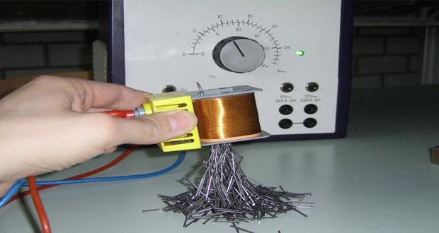 Percobaan Ipa Cara Membuat Magnet Dengan Solenoida